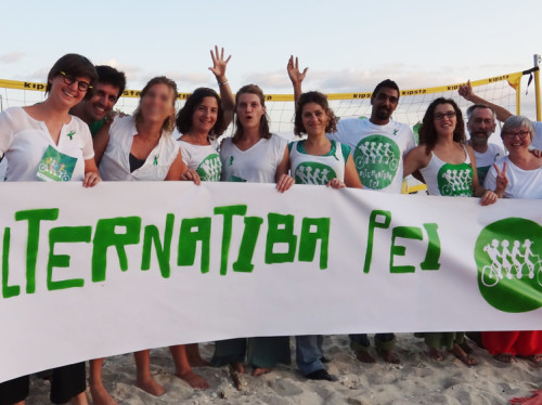 Alternatiba péi - Le village des Alternatives