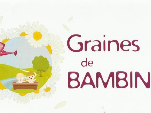 """Maison d'Assistantes Maternelles """"GRAINES DE BAMBINS"""""""