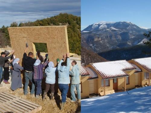Construire un ermitage au Carmel de Marie Vierge Missionnaire !