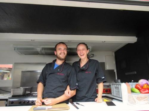 """Mc'Isard : Restaurant roulant bio, local et fait """"camion"""""""