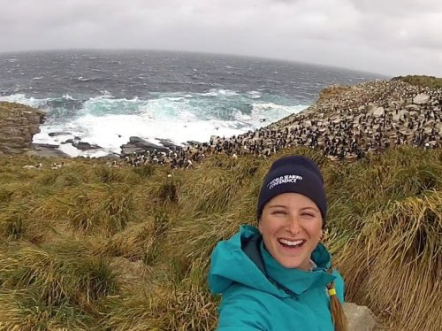 78 femmes en Antarctique pour sauver la planète