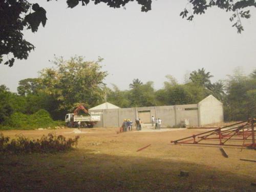 60 jours pour soutenir le chantier international de l'Ecole La Mache
