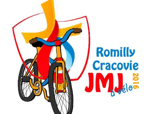 Romilly/Cracovie : JMJ 2016 pour vivre une expérience sportive et spirituelle forte à vélo