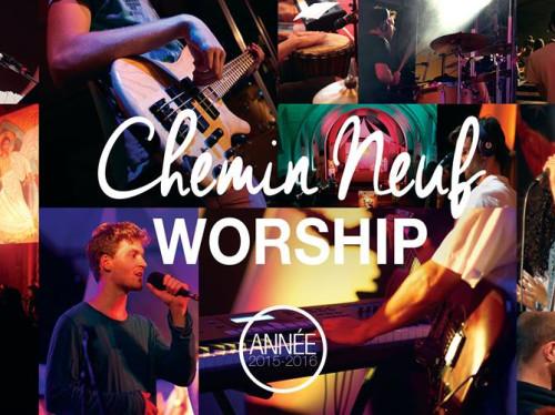 "Collectif de louange  ""Chemin Neuf Worship Team"""