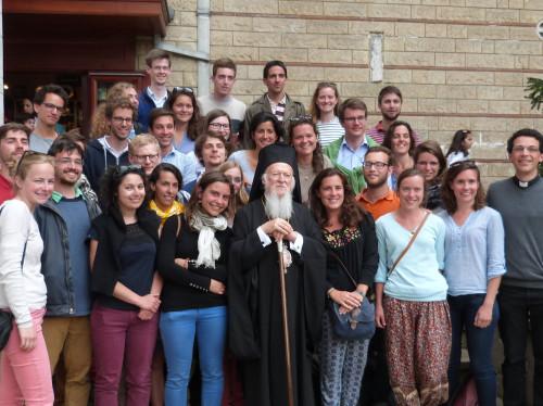 Pèlerinage des étudiants en Arménie
