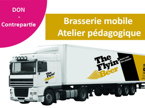 Flyin' Beer - Brasserie mobile