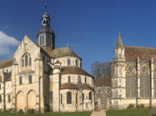 La plus grande réouverture d'église en 2016 : l'abbatiale de Saint-Germer de Fly !