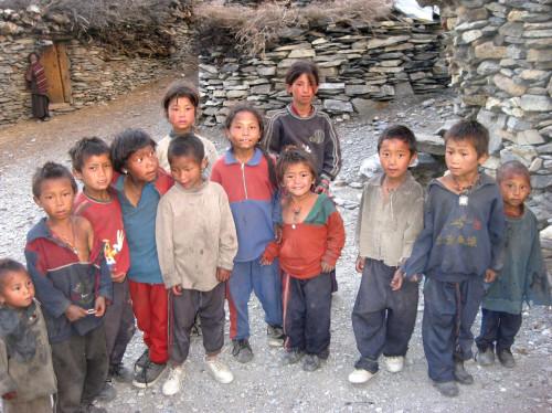 Mission médecine au Népal - Yohan 17 ans