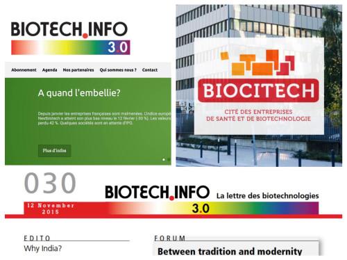 Biotechinfo 3.0