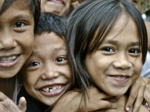 Bénévolat école maternelle à Palawan
