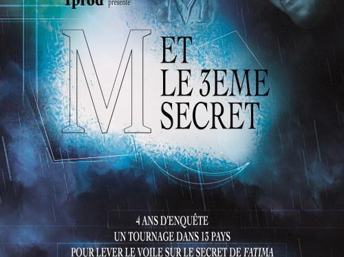 """Projet de doublage en 5 langues du film événement  """"M et le 3e secret »"""