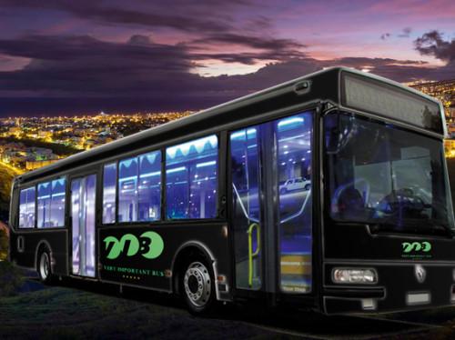 VIB réunion (Very Important Bus)
