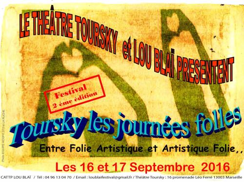 """Toursky """"Les Journées Folles"""""""