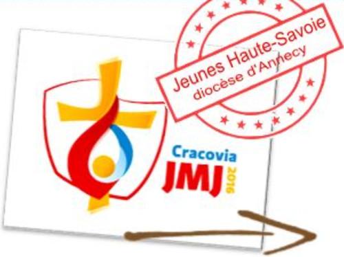 Les JMJ avec le diocèse d'ANNECY