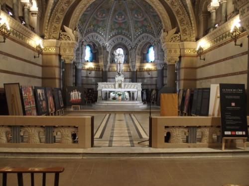 Exposition La Fleur de l'Âge - Lourdes