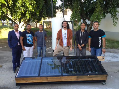 Can'Heat : Chauffe-eau Solaire Low-Cost et Open Source