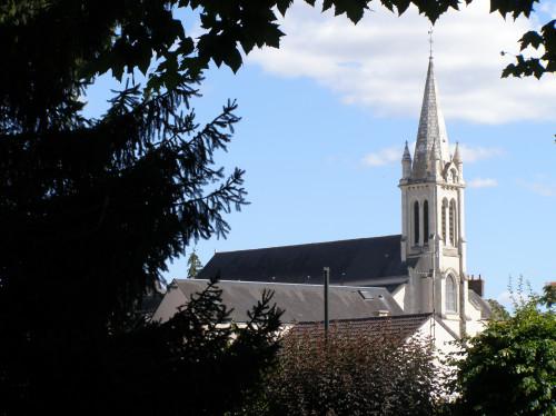 Installer un orgue à St Cyr en Val (Loiret)