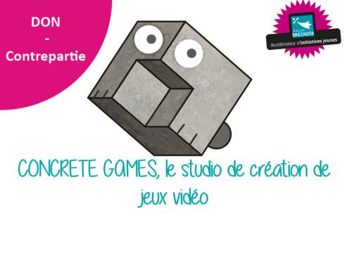 Concrete Games
