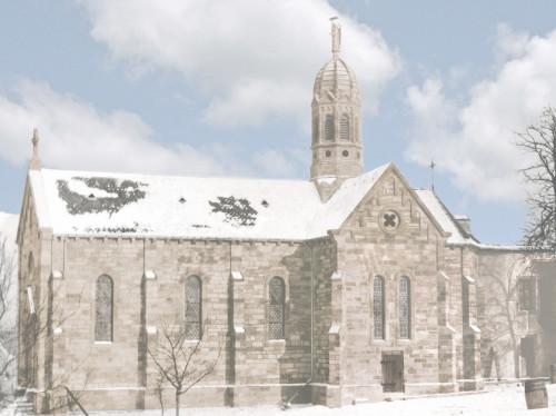 Une basilique en Péril