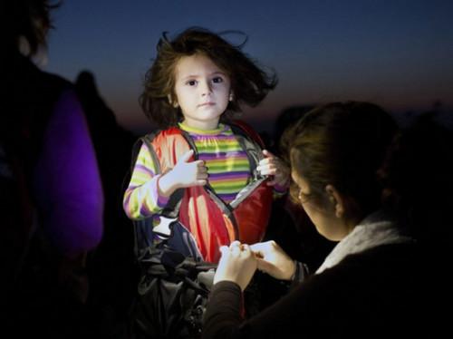 Répondre à un cri : Sauver une famille de la guerre