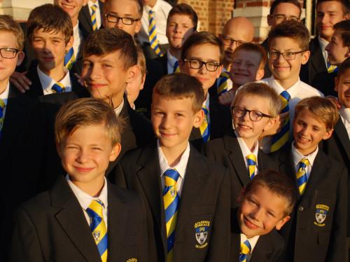 Financez des écharpes bien chaudes pour les élèves de l'Académie Musicale de Liesse