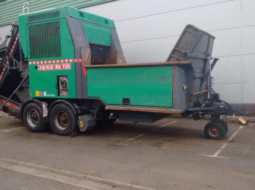 Recycler les déchets vert avec le financement d'un broyeur