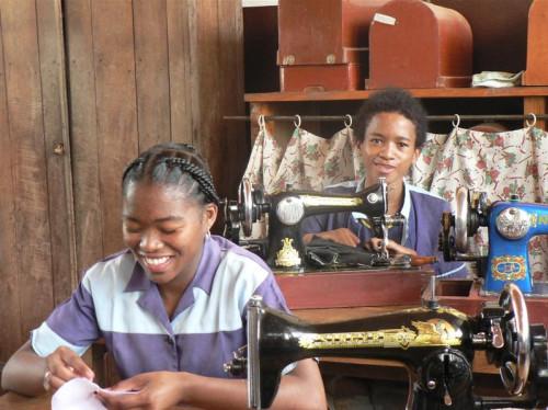 Offrez un métier aux jeunes handicapés malgaches