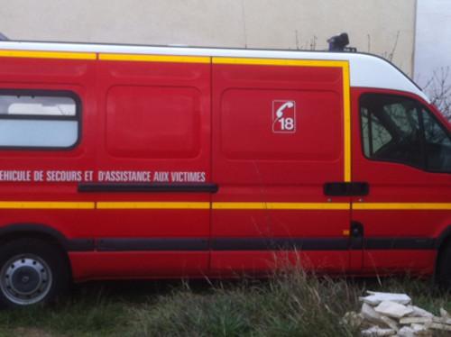Expédition d'une ambulance au Bénin