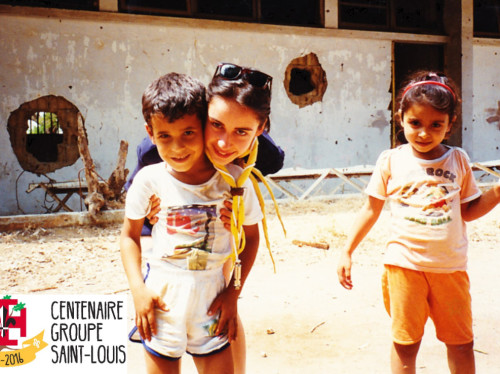 20 ans après, une équipe de guides aînées se remobilise pour aider un camp de chrétiens au Liban  - 100% Objectif atteint - Nouvel objectif 4.000€ !
