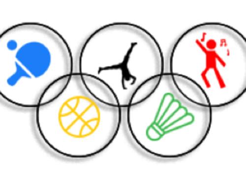 Les Jeux Olympiques inter centres sociaux
