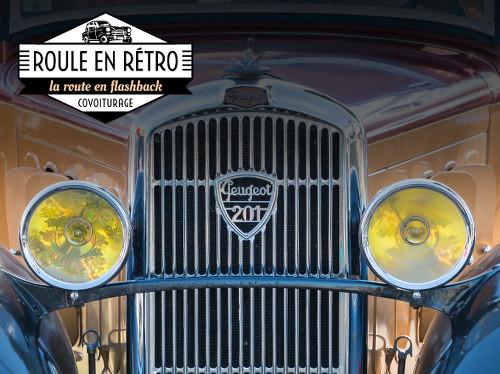 -Roule en Rétro : covoiturage Vintage-