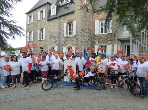 RE3V - Roulons Ensemble à vélo sur la voie verte