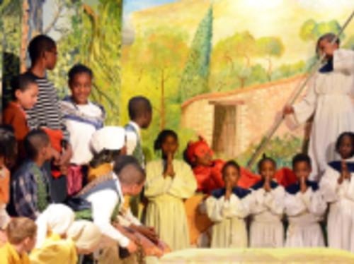 Parrainez 300 enfants et jeunes confiés aux Pères Timoniens