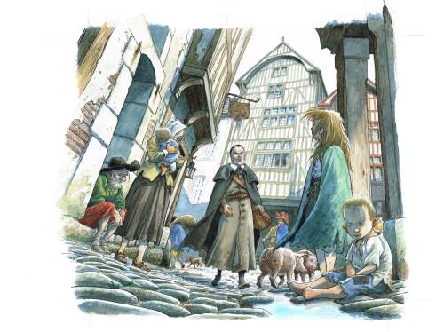 Saint Vincent de Paul, au service des pauvres