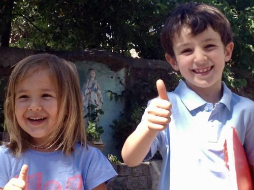 Eduquer Marie-Sophie et David