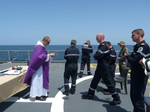 Au coeur de nos Armées - Film sur les aumôniers militaires catholiques/ KTO