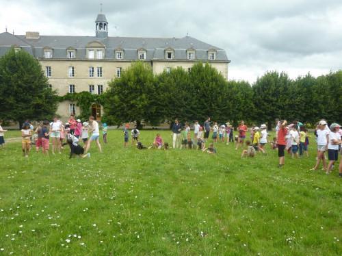 Camp d'été - école de prière