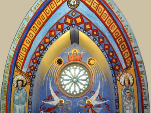 Une fresque pour l'église Saint Antonin !