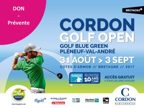 Open Golf Pleneuf