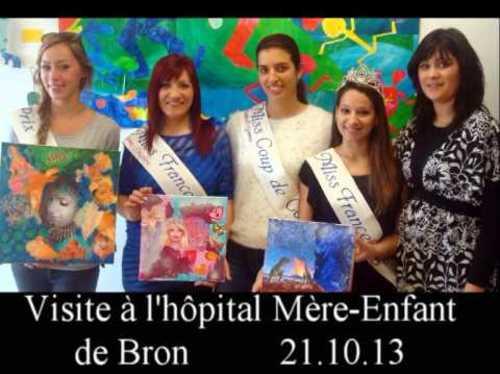 Miss FranceOrganes en Aquitaine