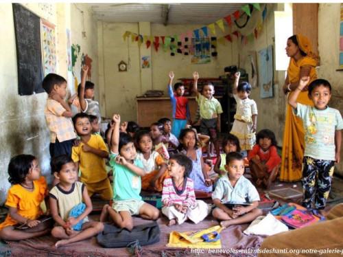 Stage infirmier en Inde 2014