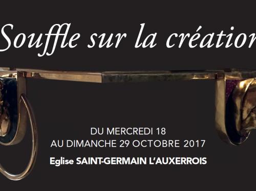 """""""Souffle sur la Création"""", le premier salon d'art sacré contemporain"""