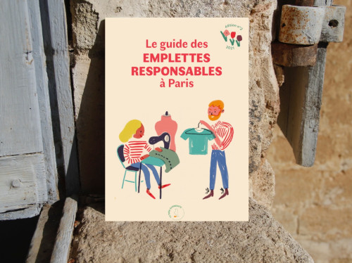 Le Guide des Emplettes Responsables à Paris