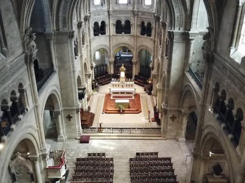 Valorisation du patrimoine de la cathédrale de Nîmes
