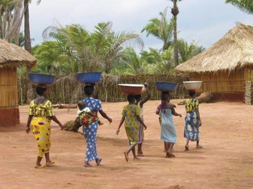 Aide à l'autonomisation d'un groupement de femmes au Bénin