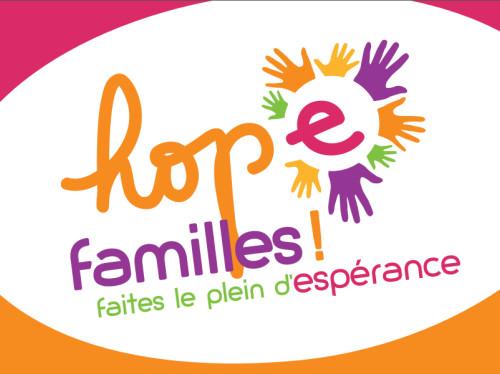 Hopefamilles ! faites le plein d'esperance