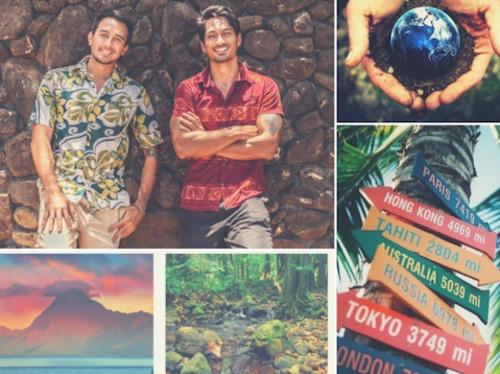 [Campagne permanente] - We Are One Project - Le tour du monde de deux polynésiens pour reconnecter l'homme à la nature