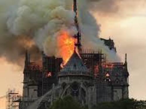 Ô Notre-Dame de Paris