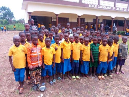 Un pensionnat pour les élèves du Guinagourou au Bénin