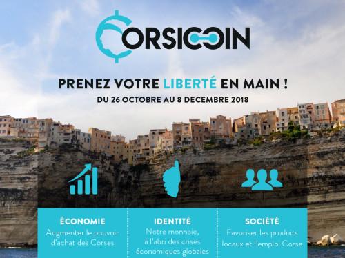 Corsicoin - La Monnaie Corse